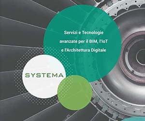 Scopri i servizi Systema e le tecnologie dedicati al BIM, IoT e Architettura digitale