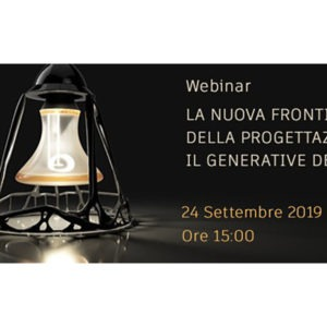 Webcast Generative Design