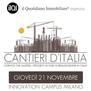 Cantieri d'Italia 2019
